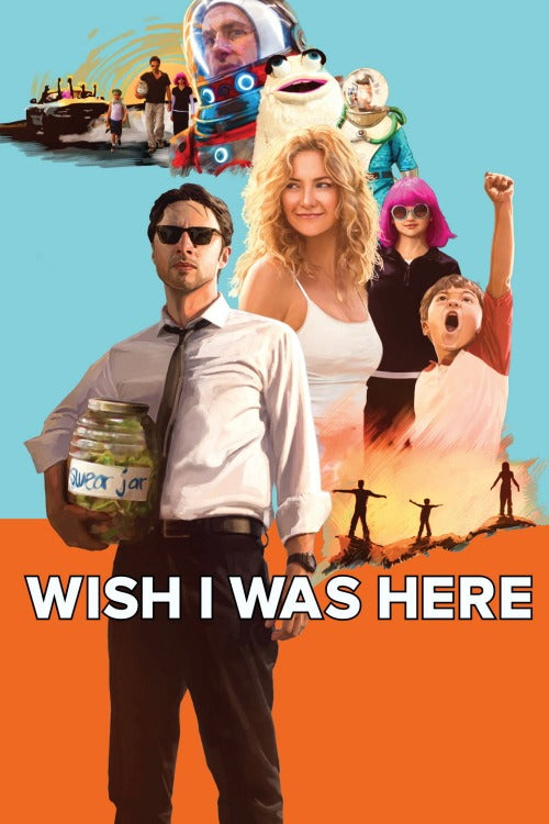 Wish I Was Here HD (I-Tunes)