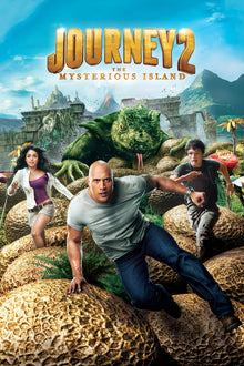 Journey 2: The Mysterious Island - HD (MA/Vudu)