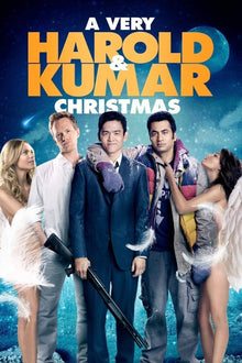 A Very Harold & Kumar Christmas - HD (MA/Vudu)
