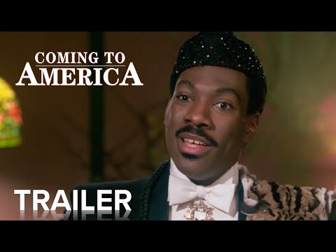 Coming to America - 4K (iTunes)