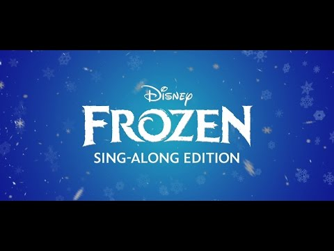 Frozen sing-Along Edition - HD (Google Play)