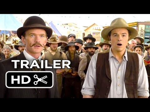 A Million Ways to Die in the West (Unrated) - HD (I-Tunes)