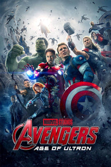 Avengers: Age of Ultron HD (MA/Vudu)