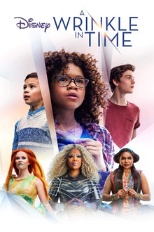 A Wrinkle in Time - HD (MA/Vudu)