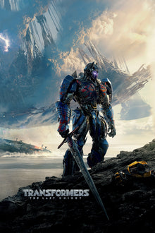 Transformers: The Last Knight - 4K (iTunes)
