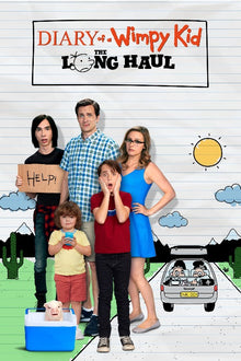 Diary of a Wimpy Kid: The Long Haul - HD (MA/Vudu)