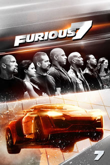Furious 7 (Extended Edition) - HD (ITunes)