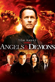 Angels and Demons - 4K (MA/Vudu)