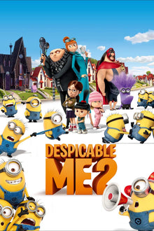 Despicable Me 2 - 4K (ITUNES)