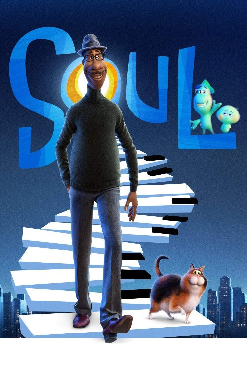 Disney's Soul - HD (Google Play)