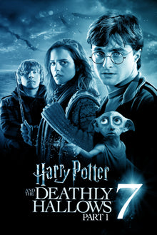 Harry Potter and the Deathly Hallows Part 1 - HD (MA/Vudu)
