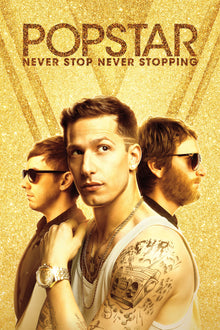 Popstar: Never Stop Never Stopping - HD (ITunes)