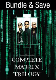 Matrix Trilogy HD (MA/Vudu)