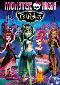 Monster High: 13 Wishes HD (IT)
