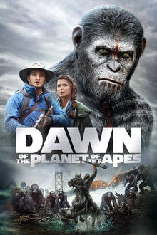 Dawn of the Planet of the Apes - HD (MA/Vudu)