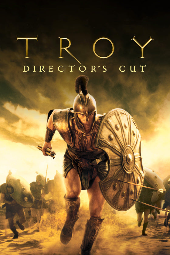 Troy (Director's Cut) HD (Ma/Vudu)