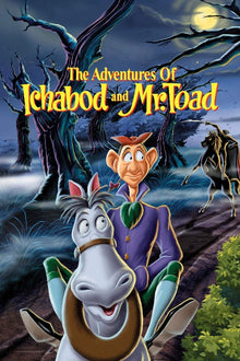 Adventures of Ichabod And Mr. Toad - HD (MA/Vudu)