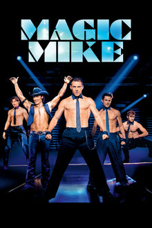 Magic Mike - HD (MA/Vudu)