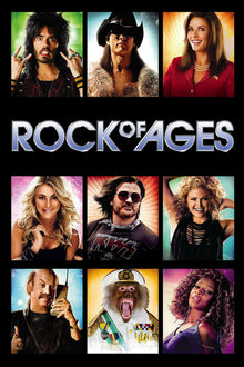 Rock of Ages (Theatrical) - HD (MA/Vudu)