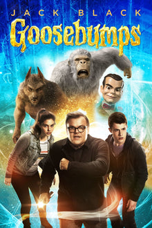 Goosebumps - HD (MA/Vudu)