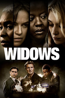 Widows HD (MA/Vudu)