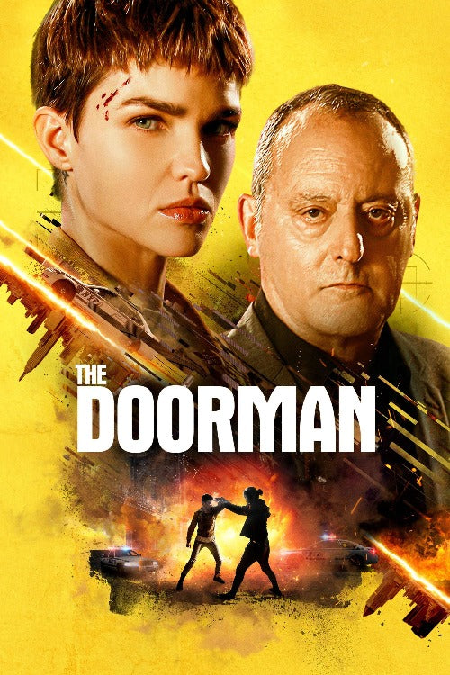 The Doorman - HD (Vudu/iTunes)
