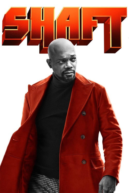 Shaft (2019) - HD (Vudu/MA)