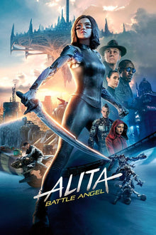 Alita: Battle Angel - 4K (MA/Vudu)