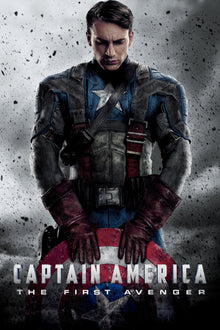 Captain America: First Avengers - HD (MA/VUDU)