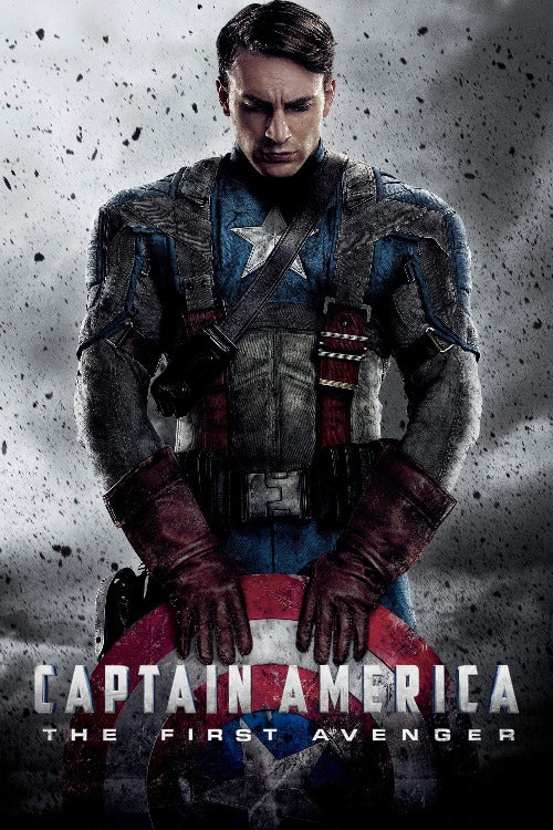 Captain America: The First Avenger SD - (ITUNES)