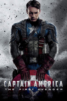 Captain America: First Avengers - 4K (MA/VUDU)