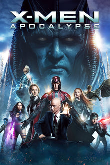 X-Men: Apocalypse HD (MA/Vudu)