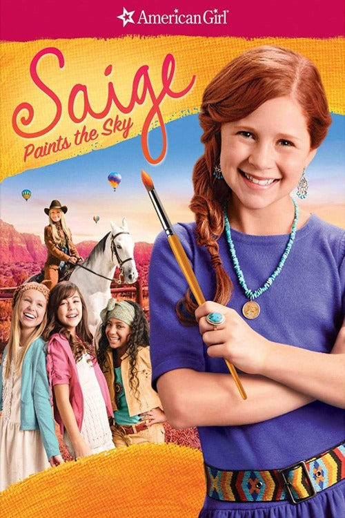 American Girl: Sage Paints the Sky - HD (iTunes)