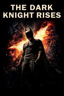 Dark Knight Rises HD (MA/Vudu)