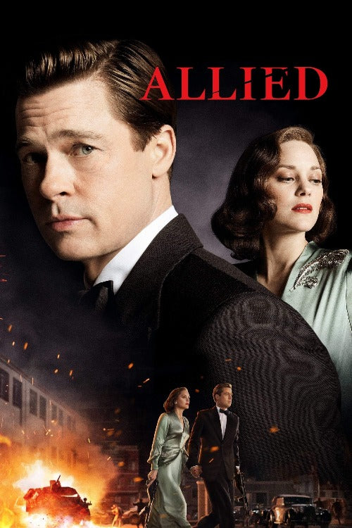 Allied - 4K (iTunes)