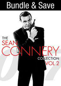 James Bond: Sean Connery Collection V2 UVHD
