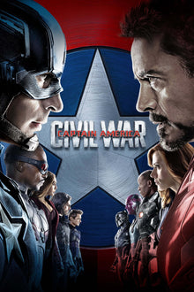 Captain America: Civil War - HD (MA/VUDU)