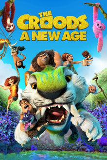The Croods: A New Age - 4K (MA/VUDU)