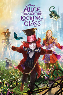 Alice Through The Looking Glass - HD (MA/Vudu)