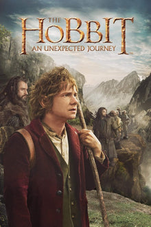 The Hobbit An Unexpected Journey HD (MA/Vudu)
