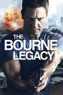 Bourne Legacy - 4K (iTunes)