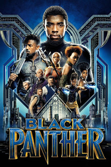 Black Panther - HD (Google Play)