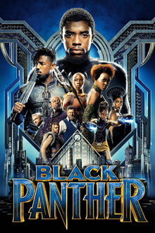 Black Panther - HD (MA/Vudu)
