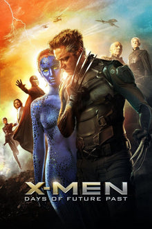 X-Men: Days of Future Past HD (MA/Vudu)