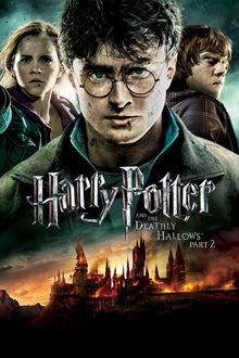 Harry Potter and the deathly Hallows Part 2 - 4K (MA/Vudu)