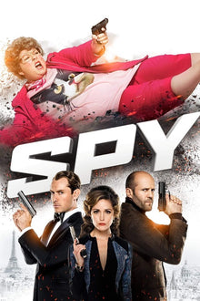Spy (Unrated) - HD (MA/Vudu)