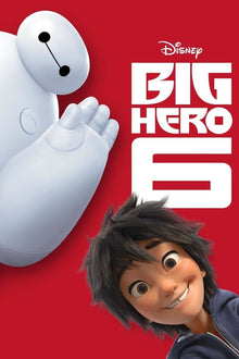 Big Hero 6 HD (MA/Vudu)