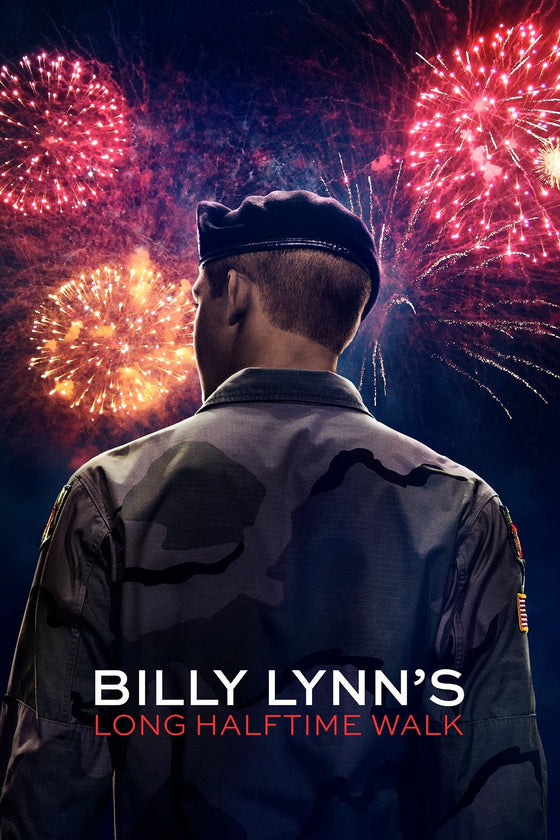Billy Lynn's Long Half-time Walk SD (MA/Vudu)