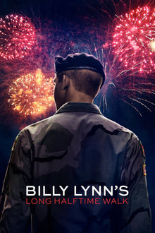 Billy Lynn's Long Halftime Walk 4K (MA/Vudu)