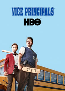 Vice Principals: Season 1 HD (I-Tunes)